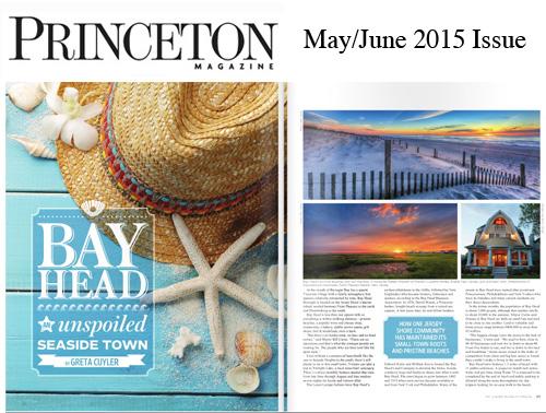 Princeton Magazine Cover